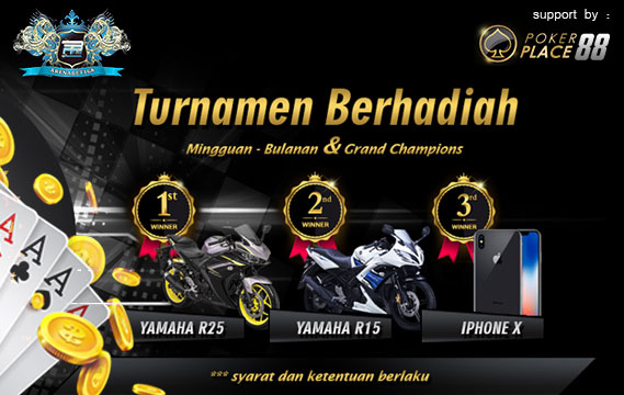 Promo Turnamen Pokerplace88